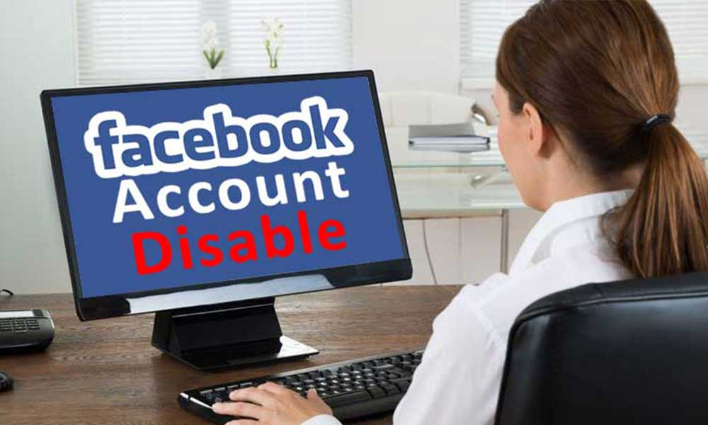 Disabled Facebook Account Reactivation