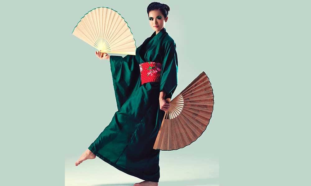 Style Your Silk Kimono Robes