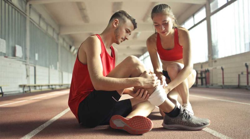These Are the Most Common Types of Physical Injuries