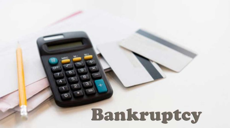 What Happens If You Declare Personal Bankruptcy
