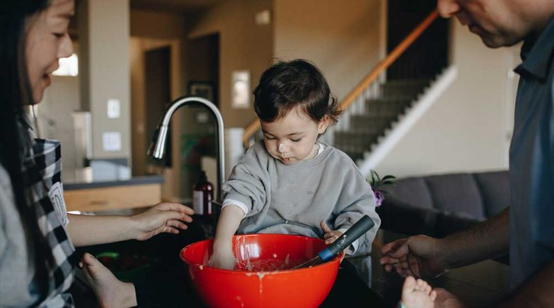 Great Ways To Start Cooking With Your Kids