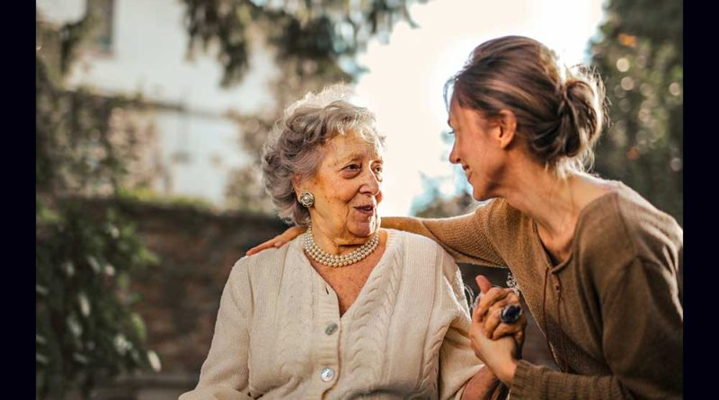 how to take care of elderly