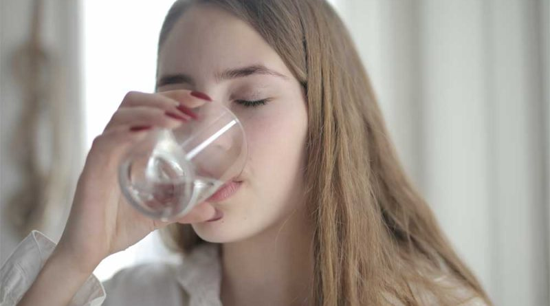 Drinking Clean Water is Good for Health