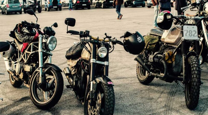 Why Motorbikes are Popular in Thailand