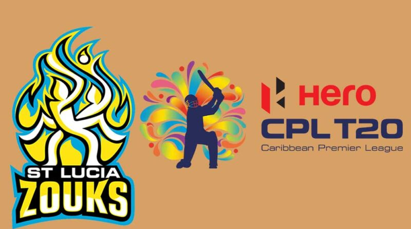 CPL T20 2021 Schedule for St Lucia Kings