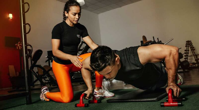 Become-a-personal-trainer